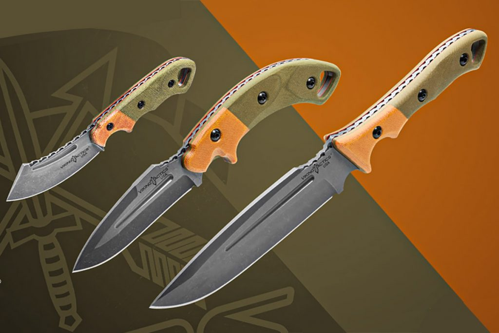 RELEASE - TOPS Knives and Viking Tactics