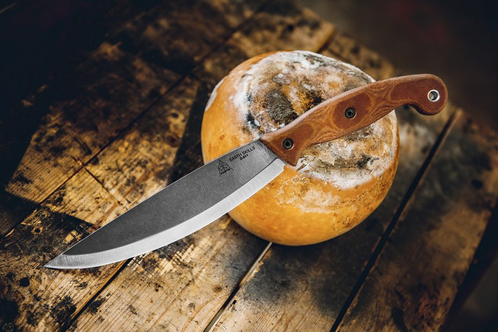 RELEASE – TOPS Knives Earth Skills Knife