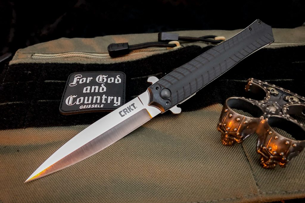 KNIFE INDUSTRY REOPENS AMID CHANGING LANDSCAPE
