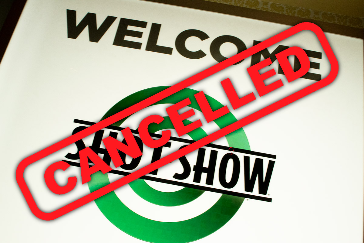SHOT Show Cancelled